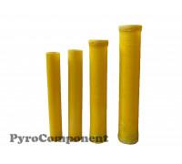 Fiberglass mortar tubes