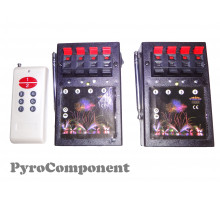 8 channel Pyrofun-008