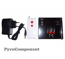 2 channel MINI2C (rechargeable battery)