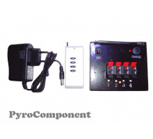4 channel MINI4C (rechargeable battery)
