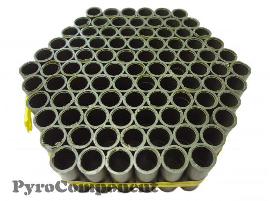 Whistling saturn missile tubes 10,7mm
